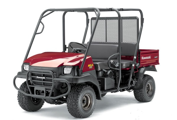 Mule 3010 Trans