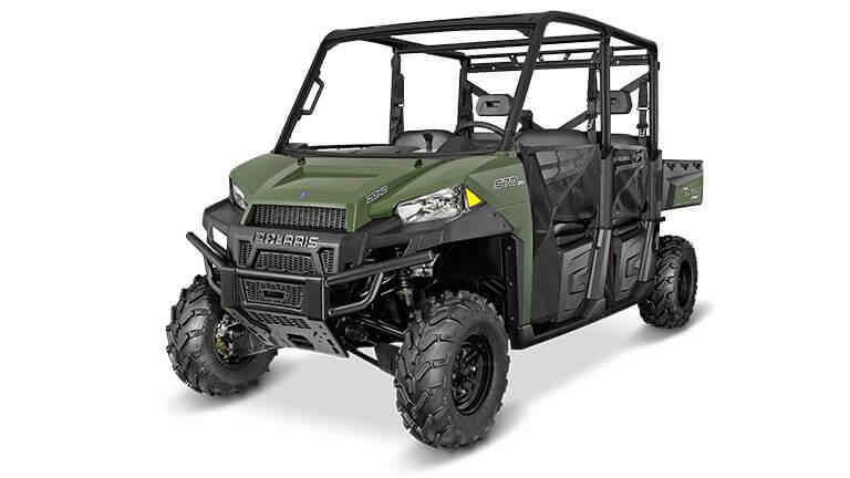 Ranger Mid-Size 500-570 Crew