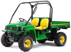 John Deere Gator Cab Enclosures-Heaters