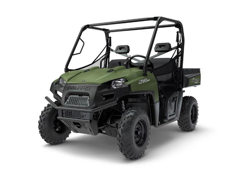 2020 Polaris Ranger Fullsize 570