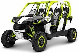 Can Am Maverick Max Bumpers