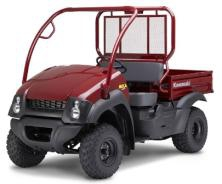Kawasaki Mule 610 Cab Enclosures-Heaters