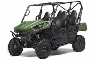 Kawasaki Teryx 4/Teryx-2 Windshields