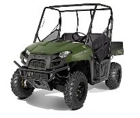 Polaris Ranger Midsize (2010-14) Windshields