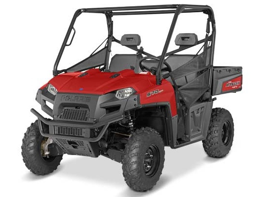 Polaris 570 Full Size Windshields (Round Cage)