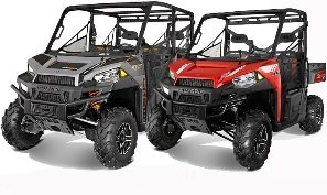 Polaris Ranger XP 900/1000 Roofs