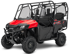 Honda Pioneer 500-700 Cab Enclosures-Heaters