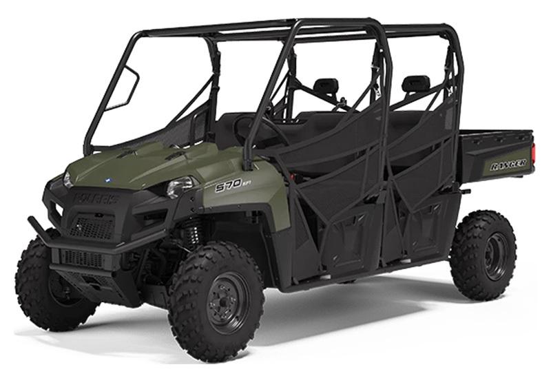 2021 Ranger 570 Full-Size CREW
