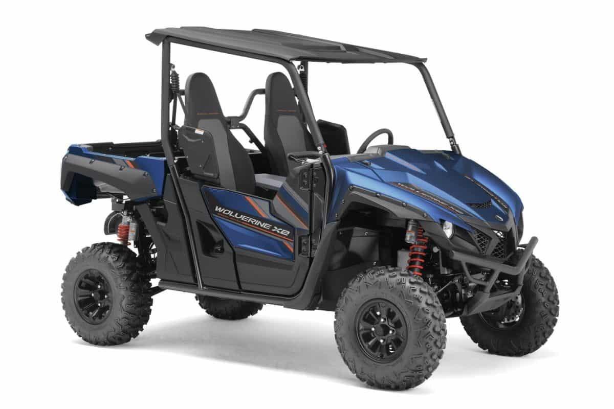 Yamaha Wolverine X2-X4 Cab Enclosures-Heaters