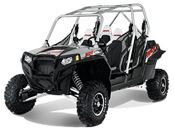 Polaris RZR XP 900-4 Bumpers