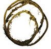 Aged Authentic Decorative Fish Net Rope Nautical Decor