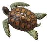 15 Inch Tropic Sea Turtle Beach Tiki Bar Nursery Wall Decor 15STW05