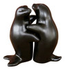 Coastal Beach Sea Lion Seals Salt and Pepper Shakers