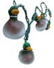 Mallard Ducks Decoy 8.5 Foot String Lights 10 Count Indoor Outdoor