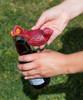 Red Bird Bottle Opener Hand Held Cast Iron