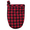 Camp Christmas Red Plaid Grabber Kitchen Oven Mitt