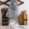 Happiness is Being a Gigi Kitchen Dish Towel Cotton