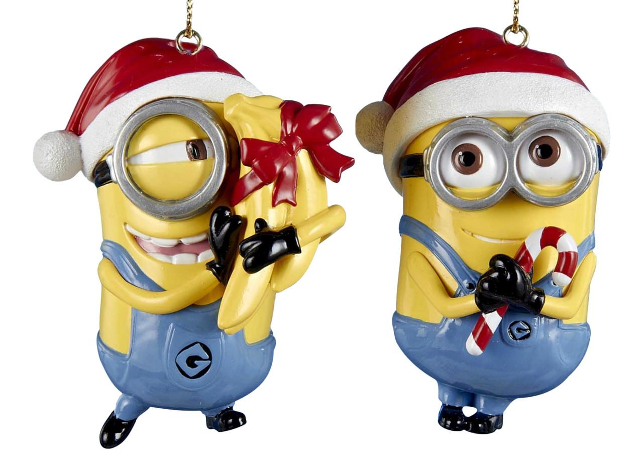0380f6c8c1c3a ... Despicable Me Minions Dave Carl Santa Hats Holiday Ornaments Set of 2 ·  http   d3d71ba2asa5oz.cloudfront.net 32001096 images de1142  1.