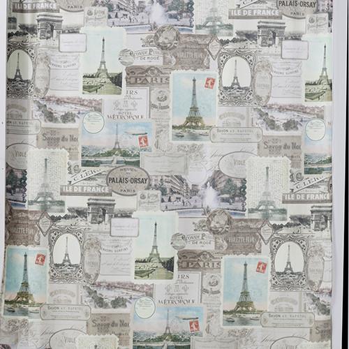 Creative Bath Traveler Design Postage Stamp