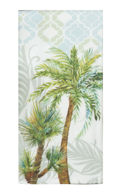 Palm Cove Dual Purpose Kitchen Terry Towel