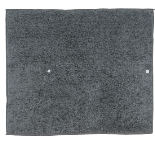 Graphite Grey Kitchen Dish Drying Mat