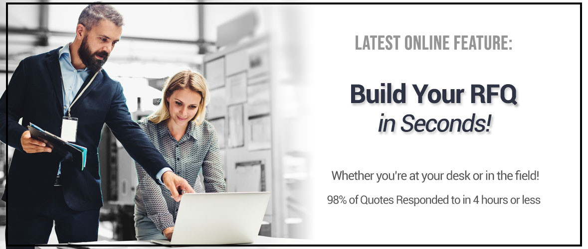 Request a Quote in Seconds!