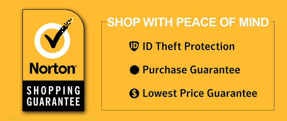Your Purchases are Now Protected