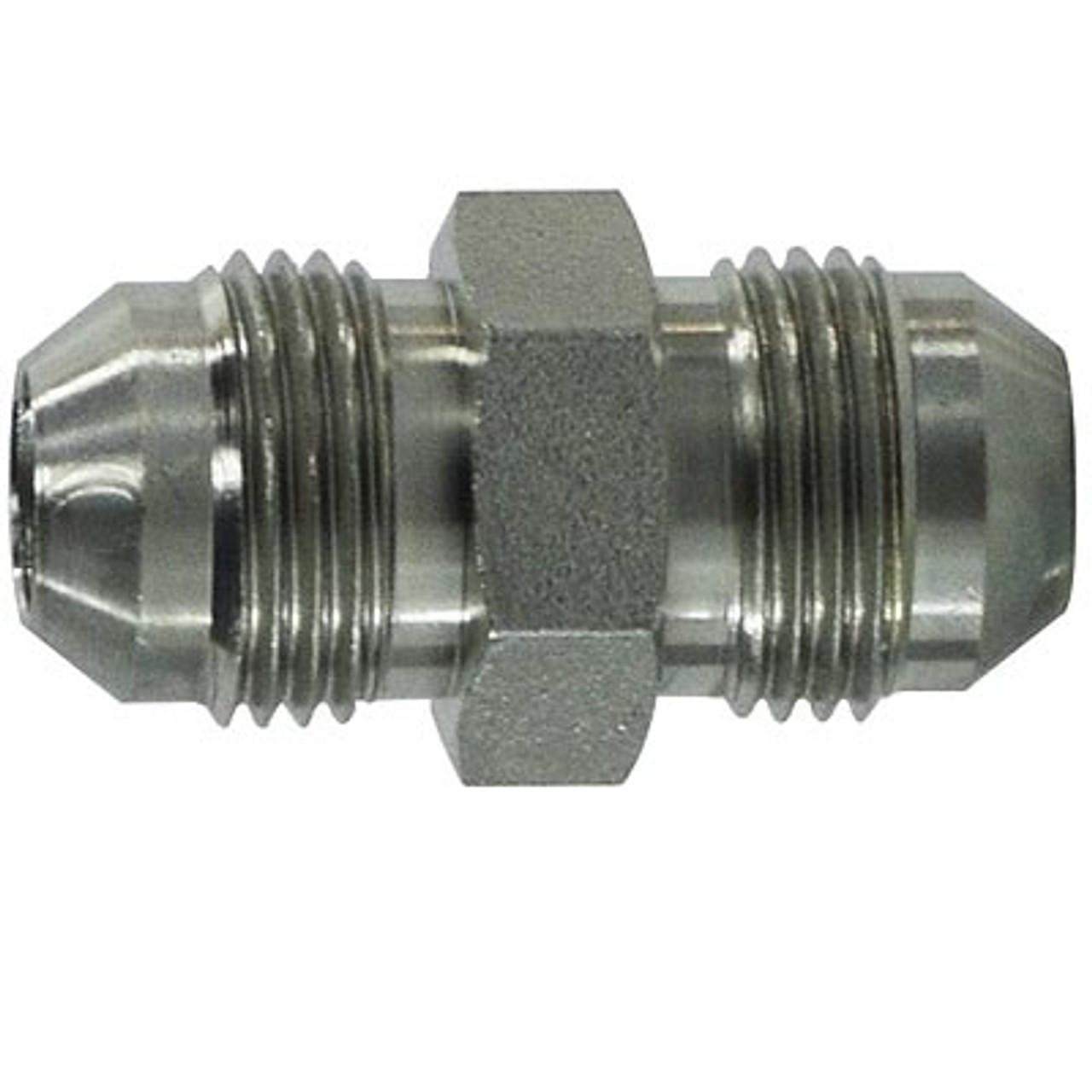 9 16 18 JIC Tube Union Steel Hydraulic Adapter