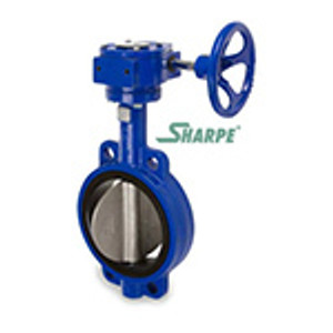 SHARPE® Wafer Style Butterfly Valves