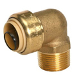 QuickBite Male Adapter Elbows