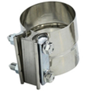 Stainless Steel Lap Exhaust Clamps