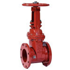 AOSY-FF OS&Y Flanged Gate Valves