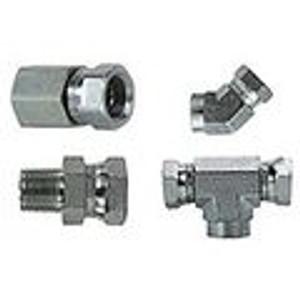 Hydraulic Steel Pipe Swivels NPSM