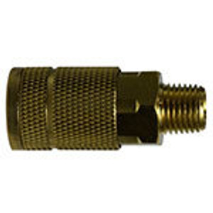 Brass Male Couplers