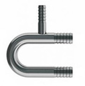 U-Bend Manifold with Side Outlet