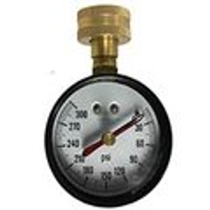 Water Test Gauges with Lazy Hand