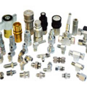 Steel Fittings & Adapters