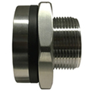 316 Stainless Steel Bulkhead Couplings