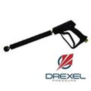 Rear Entry Spray Guns