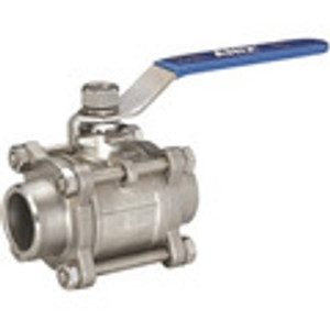 Weld Ball Valves
