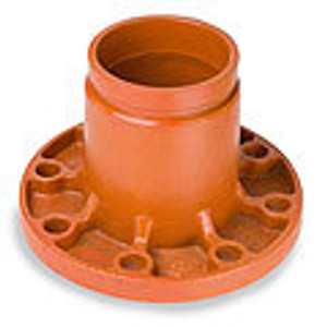 Grooved x Flange Adapters