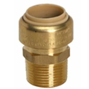 QuickBite Male Adapters (Push x  MNPT)