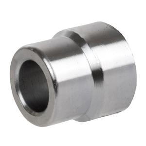 1/2 in. x 3/8 in. Socket Weld Insert Type 1 304/304L 3000LB Stainless Steel Pipe Fitting