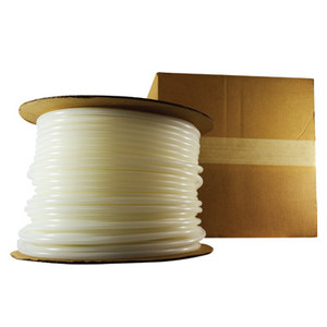 1/4 in. OD Linear Low Density Polyethylene Tubing (LLDPE), Natural Poly, 1000 Foot Length, Working Pressure: 150