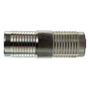 1 in. King Nipple Hose Mender, 316 Stainless Steel