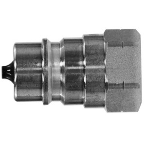 1/4 in. Steel Female Pipe Plug Quick Disconnect AG Agricultural Series ISO5675