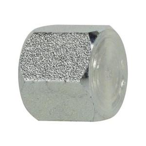 1-5/8-12 JIC Cap Nut Steel Hydraulic Adapter