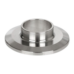 1 in. Short Weld Ferrule - 14WMP - 304 Stainless Steel Sanitary Fitting (3A)