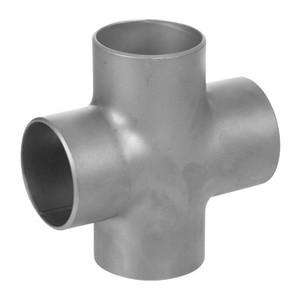 2 in. Butt Weld Cross Sch 10, 304/304L Stainless Steel Butt Weld Pipe Fittings