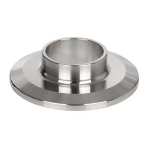 1-1/2 in. Short Weld Ferrule - 14WMP - 304 Stainless Steel Sanitary Fitting (3A)